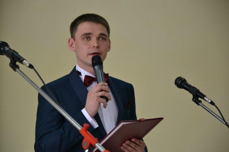 Шоумен Олег Андрухів