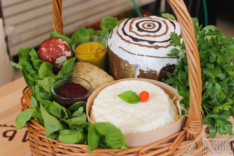Вегетеріанський Великдень (ФОТО)