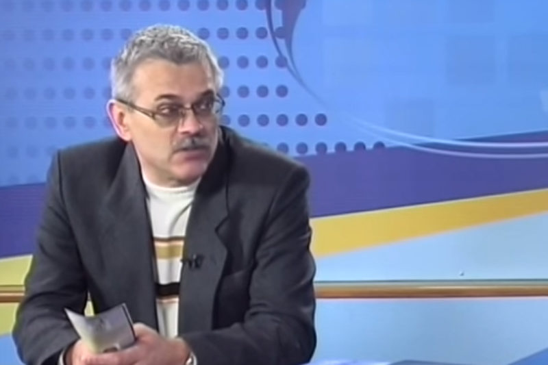 Гість програми -  літературний критик Євген Баран (Відео)