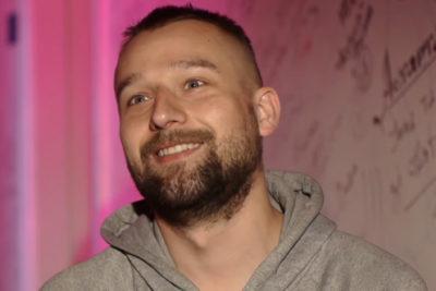 Петро Буяк, художник (ВІДЕО)