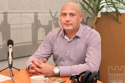 Громадський діяч Петро Грицюк