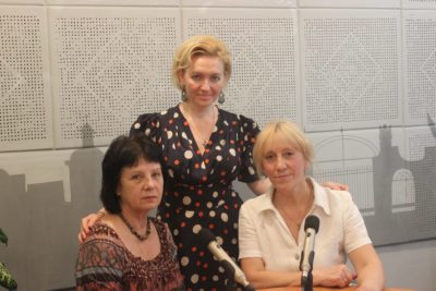 Світлана Януш та Марія Бойчук (аудіо)