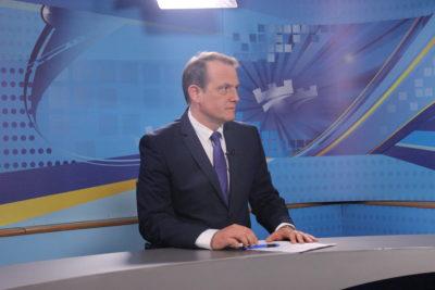 Начальник міської ДПІ Любомир Слободян (відео)