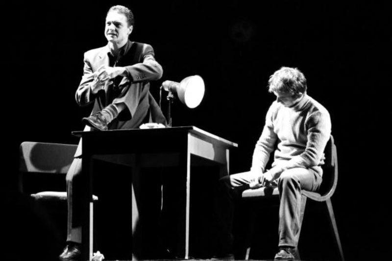 Учасники «Нового Театру» -  Юрій Полєк та Петро Сінчук (АУДІО)