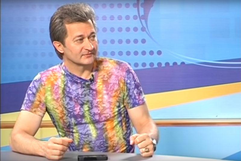 Народний артист України Ярослав Борута (ВІДЕО)