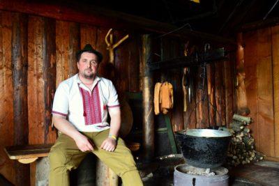 Микола Яремчук: «Я живу на полонині від травня до вересня»