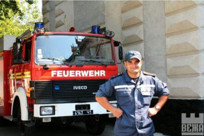 Андрій Шевчук: «Я з дитинства мріяв про червону пожежну машину»