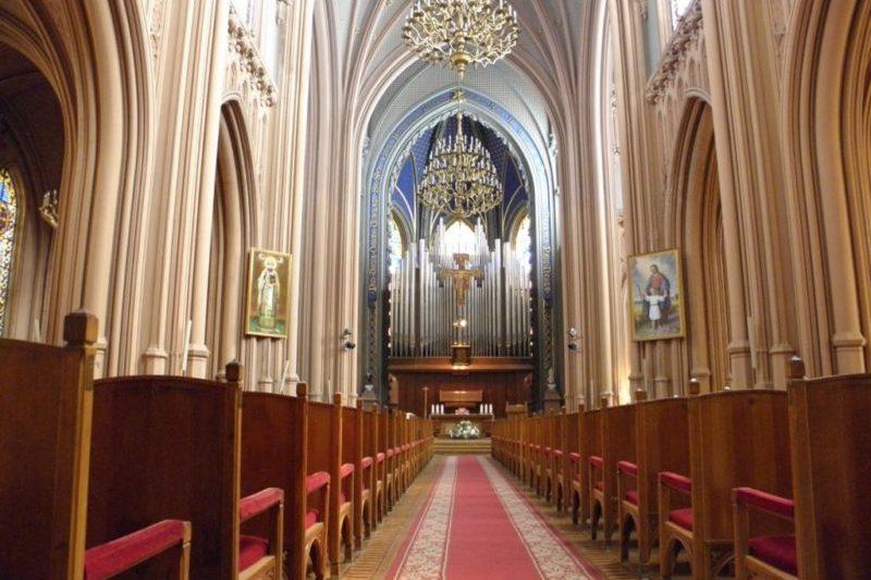 Олеся Борсук: «Сподіваюсь, що з часом органна музика стане популярнішою»