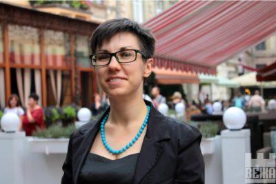 Катерина Перконос:  «Найважливіший ресурс для редактора - власний мозок»