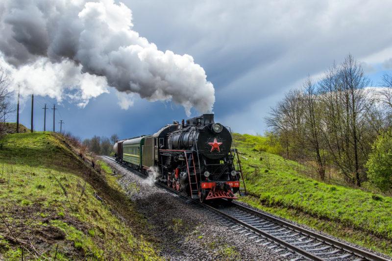 Юлія Грабова: «Коли вперше потяг рухався до сучасного Франківська – це була шалена швидкість»