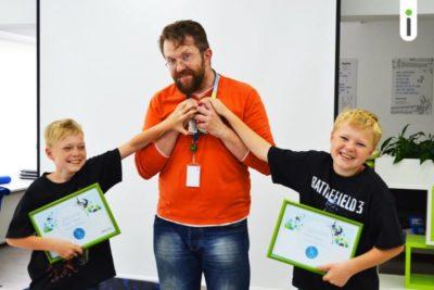 Іван Шихат-Саркісов: «IT-освіта для дітей в Україні повинна бути доступною для кожного»