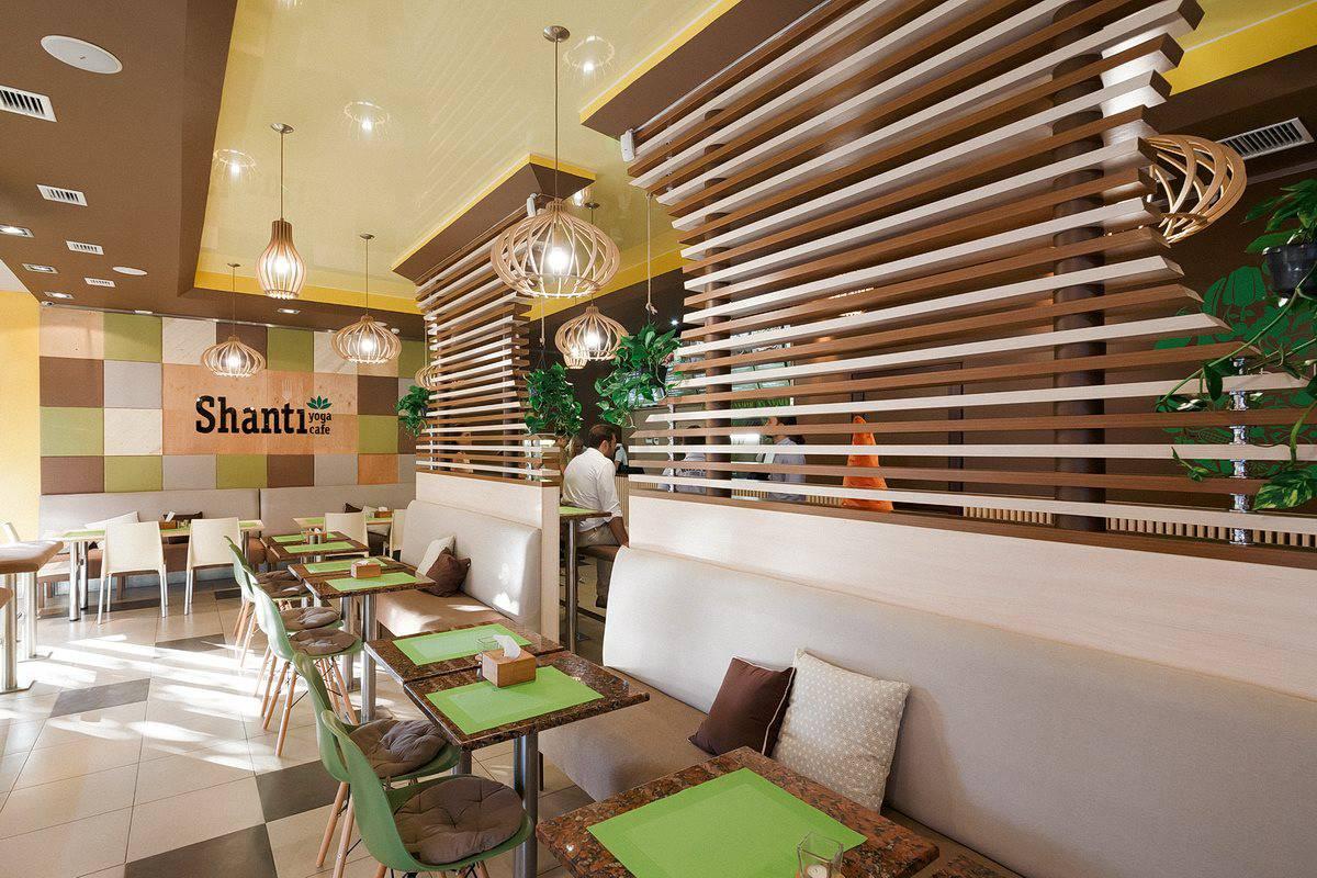 У Івано-Франківську відкрили перший повноформатний вегетаріанський заклад йога-кафе «Shanti» (ВІДЕО)
