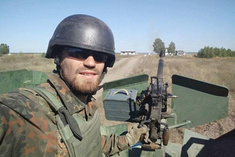 Олег Богуцький: «Мені подобається небезпека»