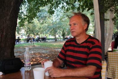 Мирослав Левицький: «На жаль, гроші переважили творчість»
