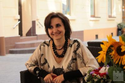 Мар'яна Савка: «Найбільше задоволена тим, що бачу конкурентів»