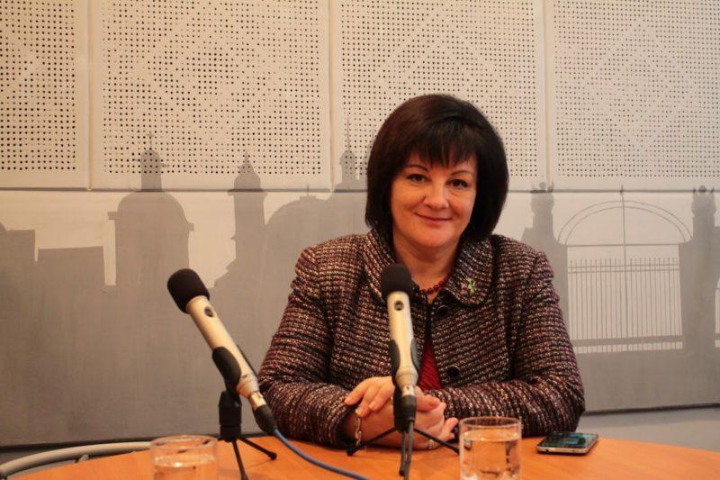 Акушер-гінеколог Олена Березовська (АУДІО)