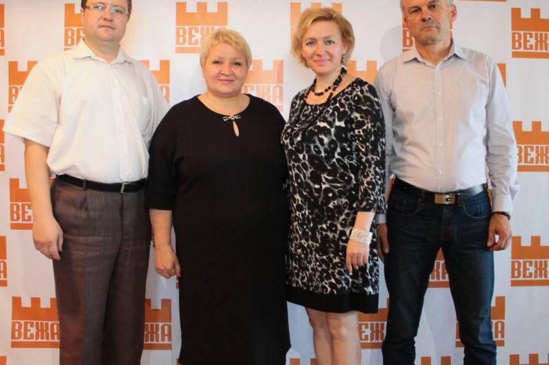 Петро Хмельовський,  Юрій Ціжма,  Світлана Уварова (АУДІО)