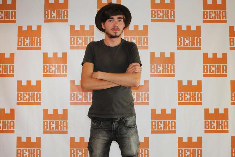 Володимир Рибніков, лідер гурту «StereoЛом» (АУДІО)