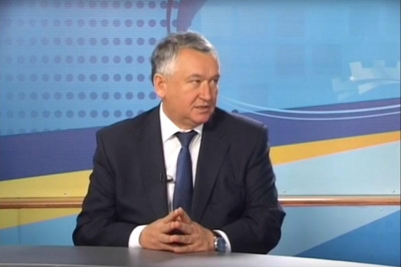 Заступник міського голови Богдан Білик (ВІДЕО)