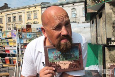 Юрій Журавель: «Карикадурка стала своєрідним літописом життя України останніх декількох років»