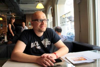 Андрій Бондар: «Facebook народжує письменників»