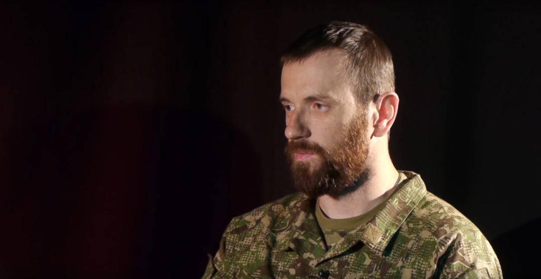 """""""СЕКТОР"""". Богдан Кухарук, командир роти """"Гарпуна"""" (ВІДЕО)"""