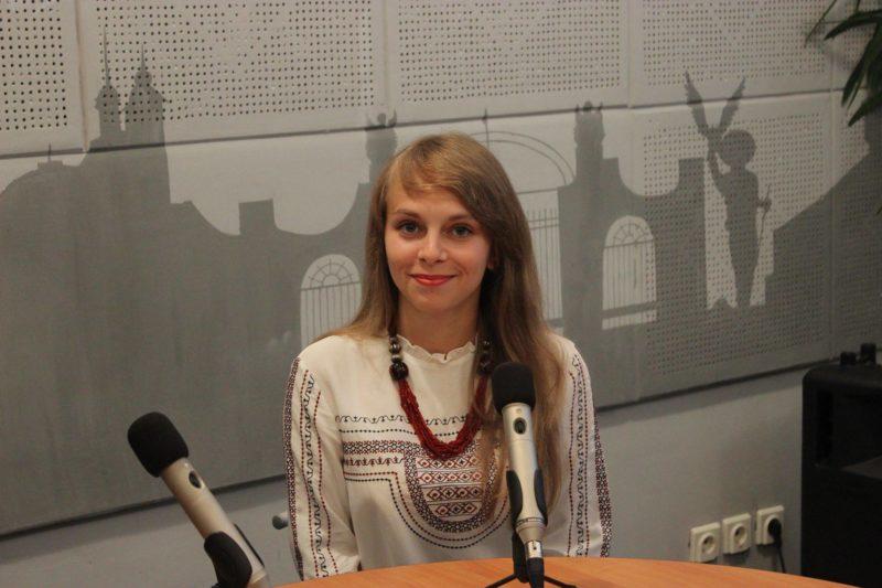 Бібліотекар Христина Шовкопляс (АУДІО)