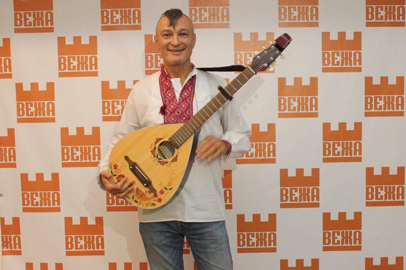 Рок-музикант Тарас Житинський (АУДІО)