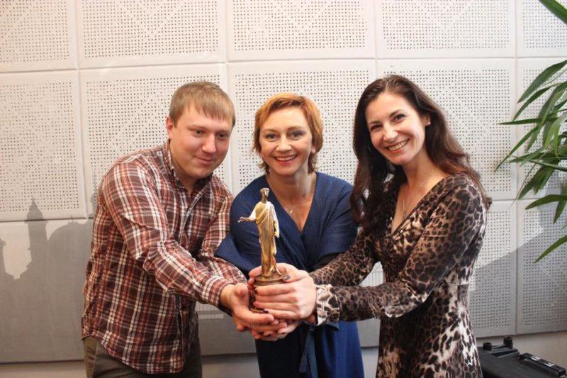 Римма Зюбіна, актриса (АУДІО)