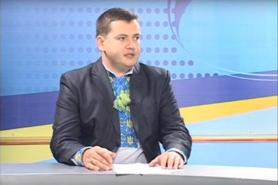 Гість студії - депутат міськради Роман Марцінків (Відео)