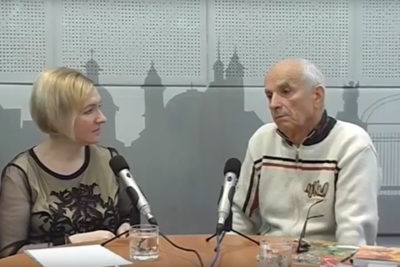 Володимир Дяченко (АУДІО)
