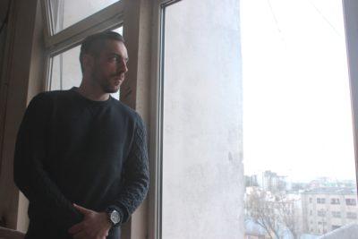 Тарас Химич: «Війну можна зрозуміти очима жінки»
