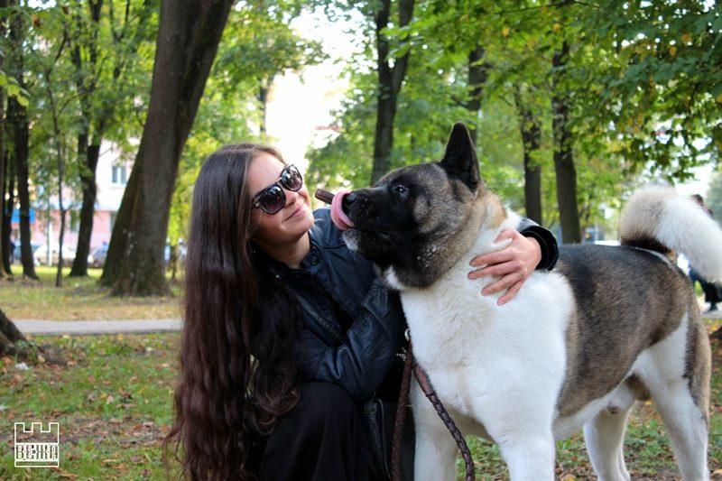 Оксана Вдович: «Ми часто говоримо із собаками на різних мовах»