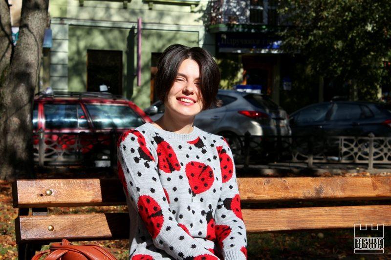 Валерія Чорней: «Моя література – це нотування зворушень»