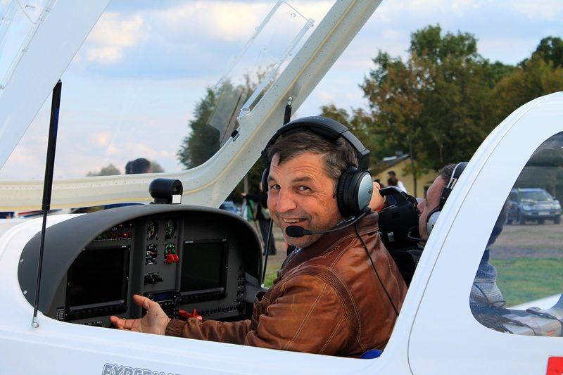 Ігор Табанюк: «Літаки – це спосіб пересування, а не примха»