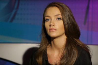 Вероніка Михайлишин, модель (ВІДЕО)
