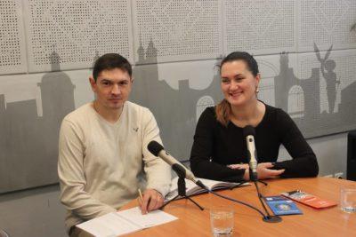 Євгенія Бардяк та Віталій Грицюк (АУДІО)