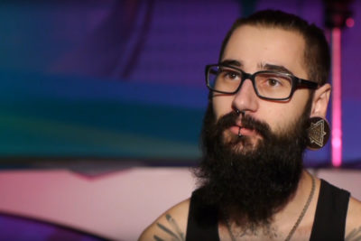 Сергій Чумальчук, майстер художнього татуювання (ВІДЕО)