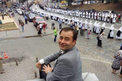 Юрій Ліфансе: «Нас об'єднує бажання допомагати бідним»