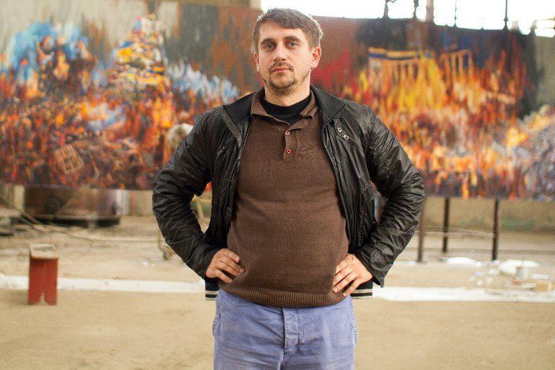Роман Бончук: «Всі художники мають бути політиками»