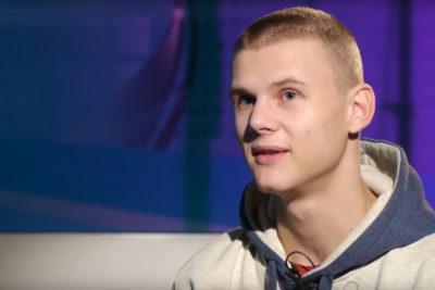 Сергій Ярий, руфер (ВІДЕО)