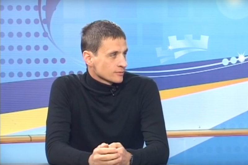 Гість студії - депутат міськради Петро Шкутяк (ВІДЕО)