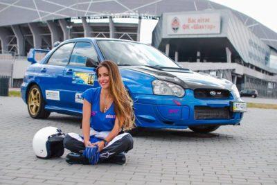 Ірина Висоцька: «Я не уявляю себе без автоспорту»