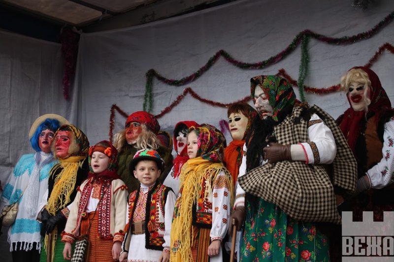 Традиційне свято Маланки. Забави у селі Пістинь