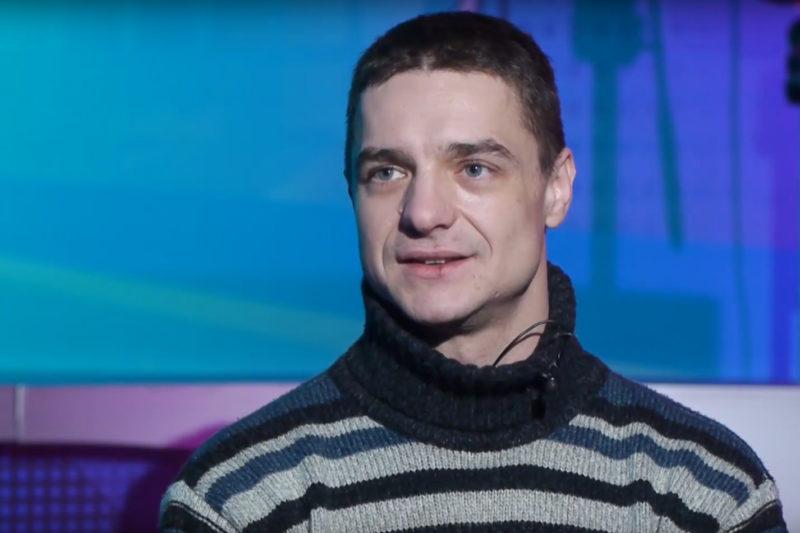 """Тарас Бенюк, керівник """"Нового театру"""", режисер (ВІДЕО)"""