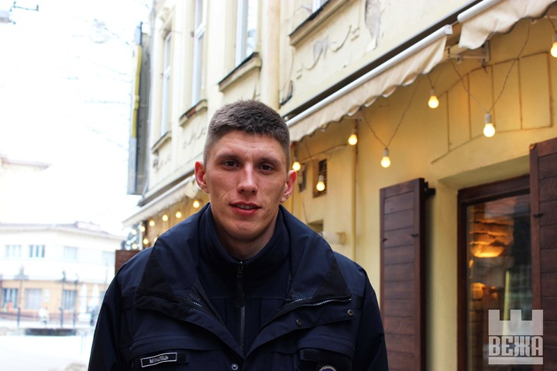 Дмитро Міхалець: Патрульний поліцейський – це універсальний солдат