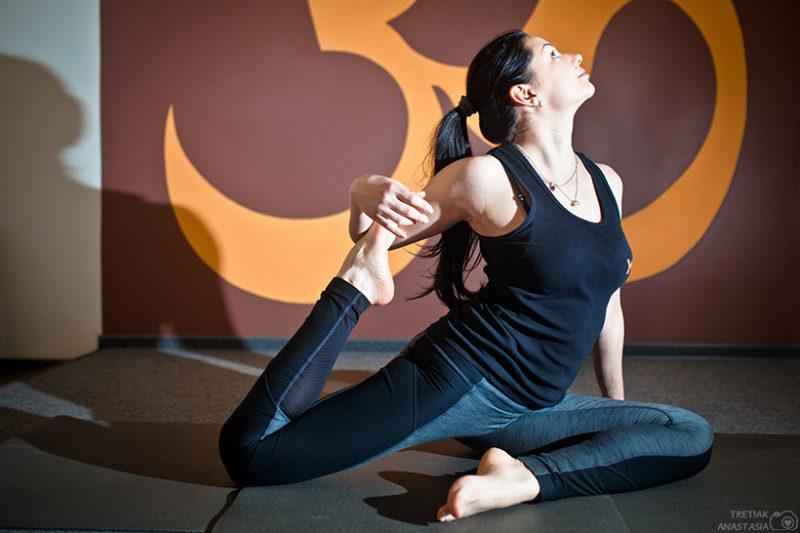 Світлана Лютіна: «Йога – це мистецтво відчувати себе через тіло»