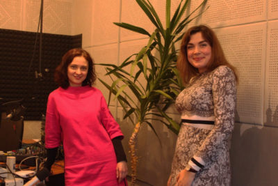 Катерина Лисенко, психолог, арт-терапевт, викладач (АУДІО)