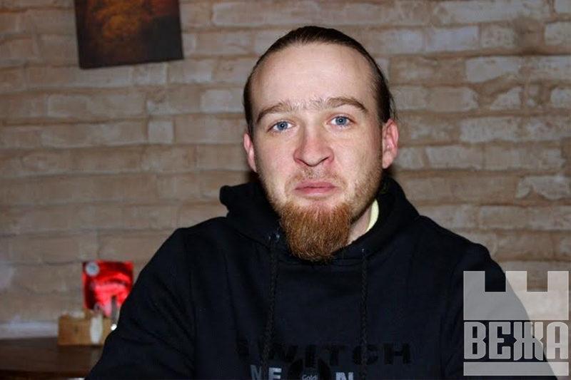 Віктор Кулаков: «Я фанат важкої музики»