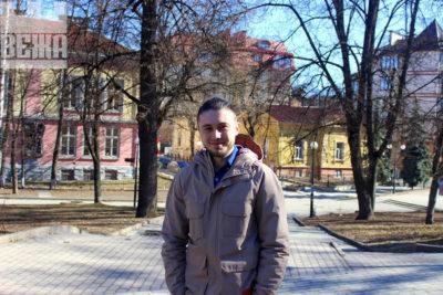 """Тарас Тополя: """"Своїм прикладом я агітую залишатися в Україні"""""""